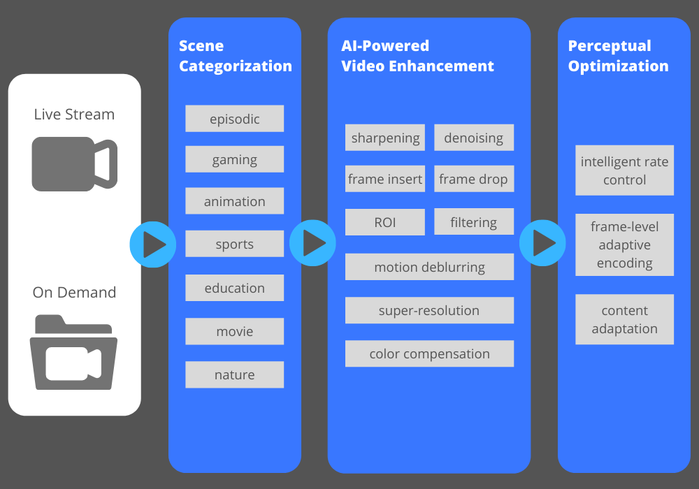 Visionular Intelligent Optimization Technology