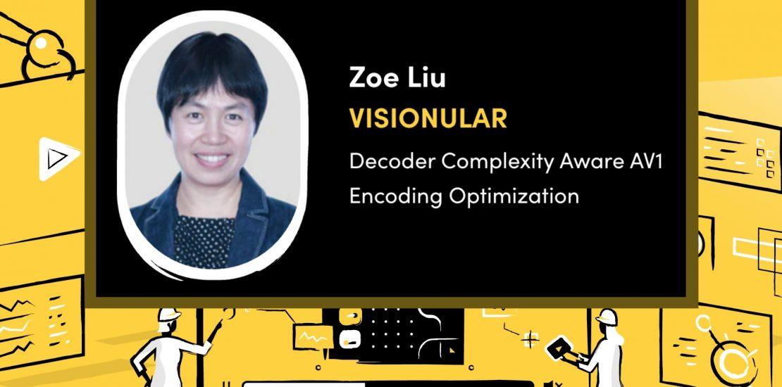 Zoe Liu Visionular Demuxed 2020 Social Graphic
